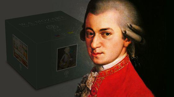 W A Mozart
