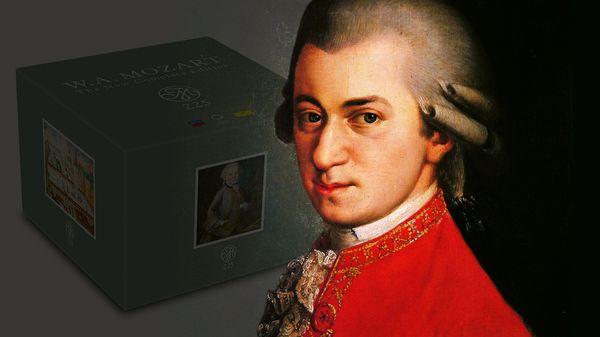 « Marathon Mozart » avec France Musique