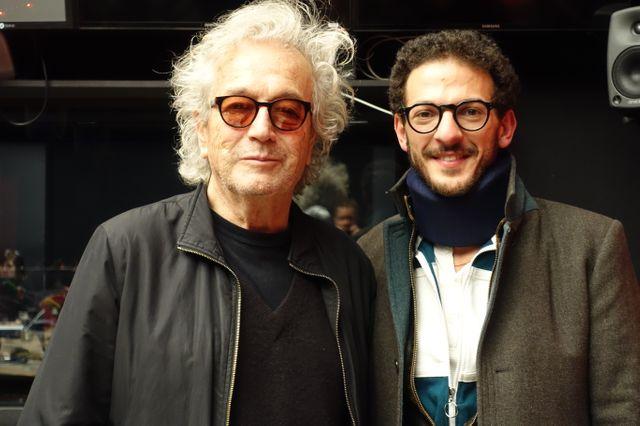 Luc Plamondon et Vincent Dedienne