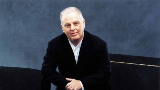 Daniel Barenboim - Sheila Rock -® EMI Classics