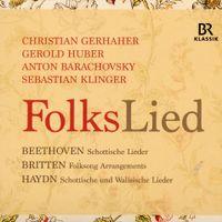 25 Schottische Lieder op 108 : Sunset op 108 n°2 - pour voix violon violoncelle et piano