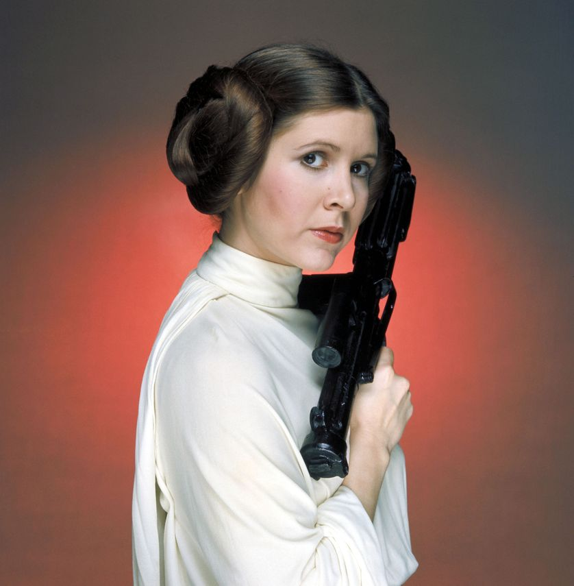 Carrie Fisher est morte