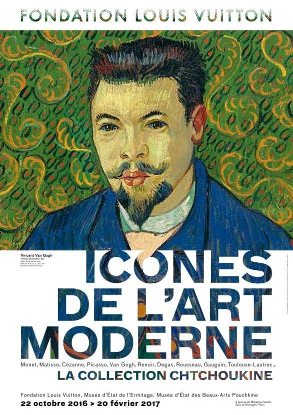 """""""Icônes de l'Art Moderne. La collection Chtchoukine"""", à la Fondation Louis Vuitton"""