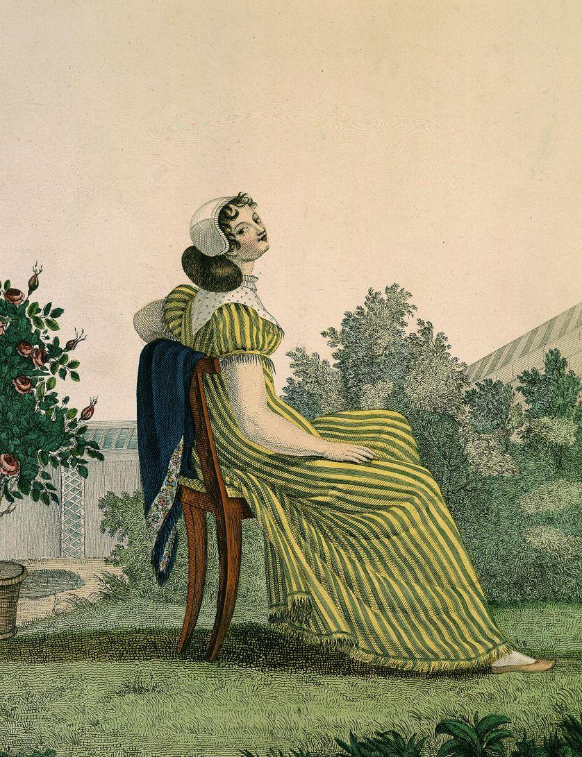 Illustration de Madame Bovary de Gustave Flaubert,  par Gianni Dagli Orti, Bibliothèque des Arts Décoratifs Paris.