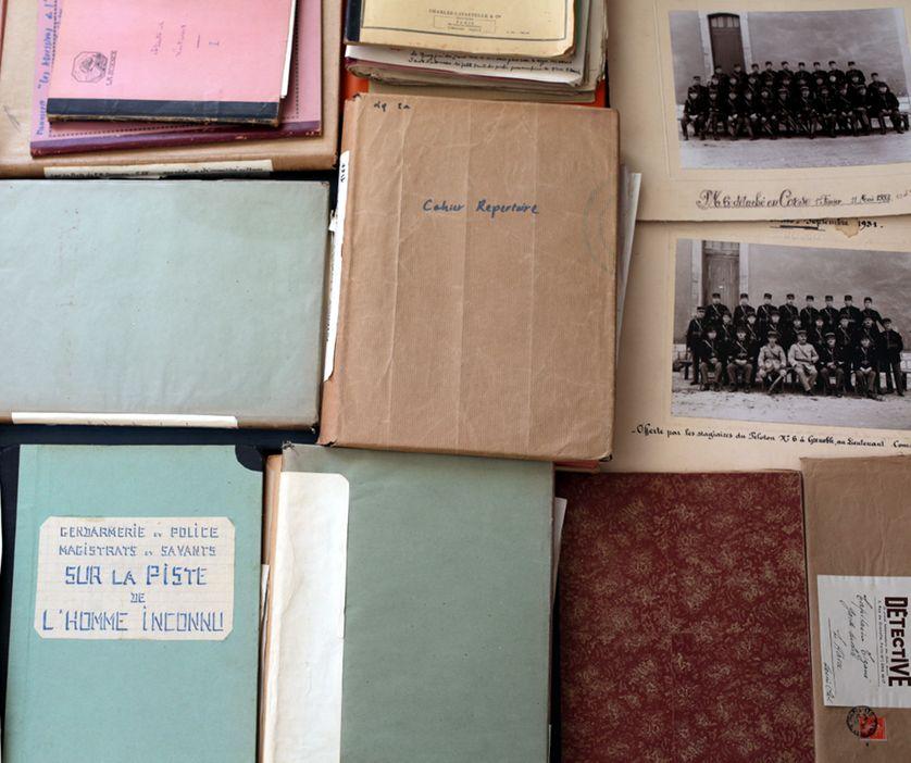 Dossiers des affaires suivies par Émile Tizané