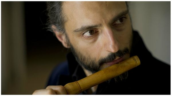 Le flûtiste François Lazarevitch, invité de la Matinale de Clément Rochefort