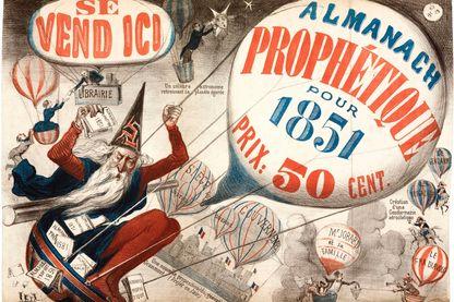 Almanach prophétique de 1851