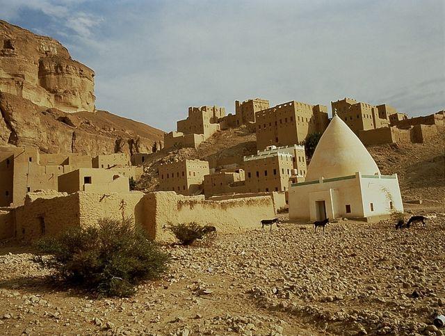 Vallée du Hadramaout (Yémen)