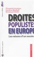 Droites populistes en Europe