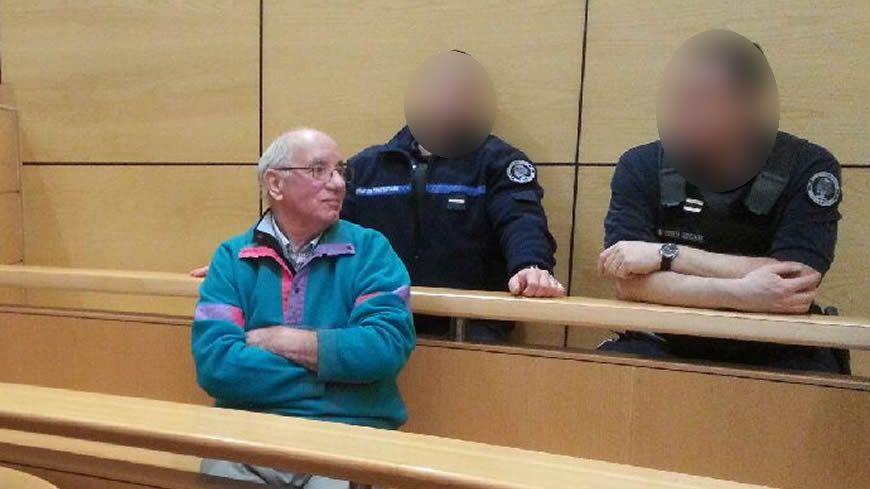 Claude Ducos dans le box des accusés