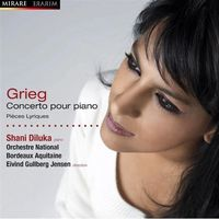 Pièces lyriques pour piano: Au printemps op 43 n°6
