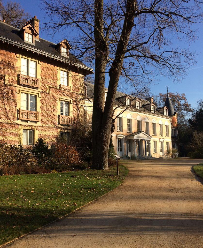 Maison de Chateaubriand, Domaine départemental de la Vallée-aux-Loups.