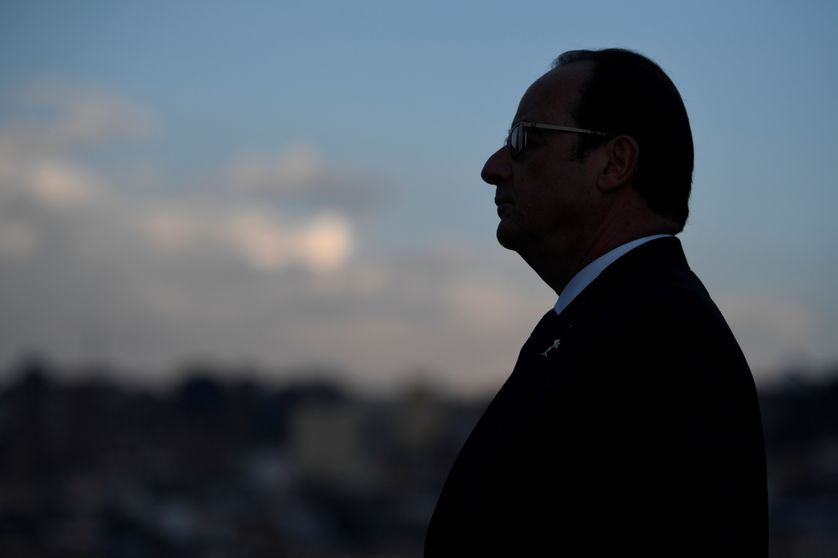 François Hollande en novembre 2016