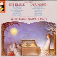 Der Mond : Sitz ich da am hohen Himmel (Saint Pierre et choeur) - Karl Schmitt-Walter