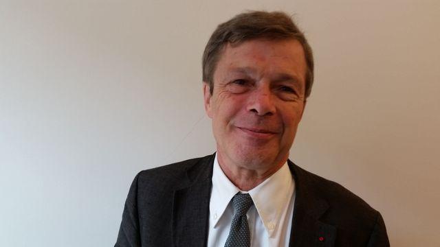 Sylvain de Forges, ancien responsable du Trésor