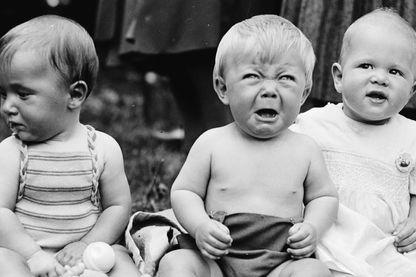 Bébés qui pleurent