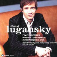 Rapsodie sur un thème de Paganini op 43 : Introduction / Variation n°1 / Thème - pour piano et orchestre