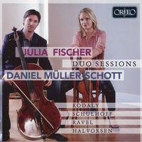 Duo pour violon et violoncelle : Zingaresca - Julia Fischer