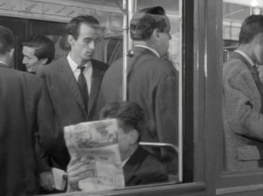 Le Pickpocket de Robert Bresson