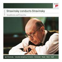 CD Stravinsky par Stravinsky