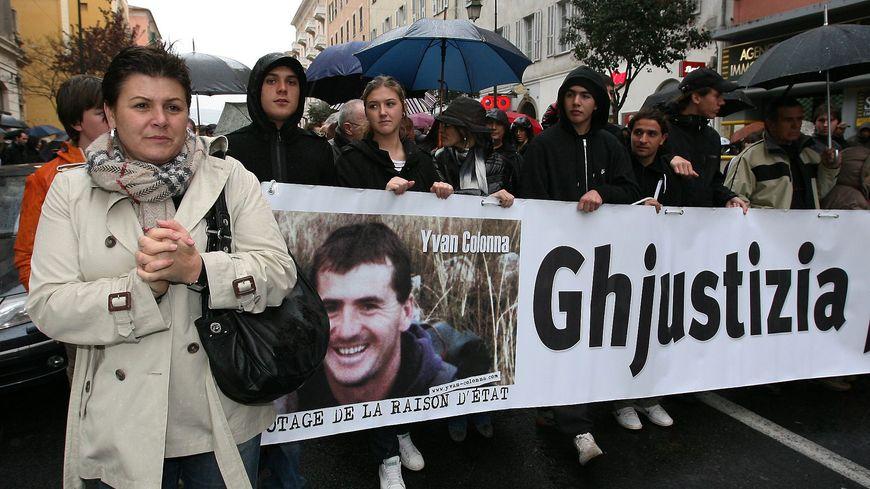 Yvan Colonna et ses proches suspendus à l'arrêt de la Cour européenne des droits de l'homme