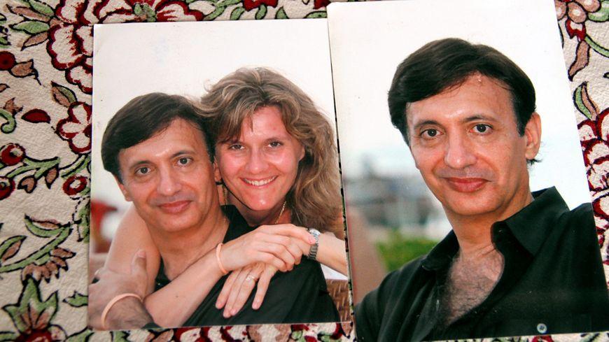 Jean-Pierre Marongiu et sa femme originaire de Florange