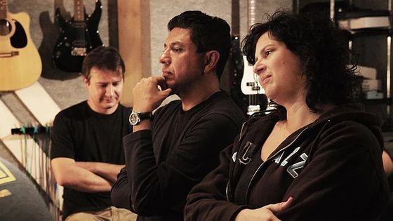 Session d'enregistrment avec Silvano Monasterios et Anat Cohen
