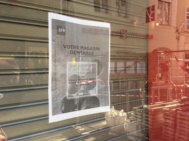 La zone commerciale de Nevers continue à s'étendre alors que les boutiques se meurent en centre-ville