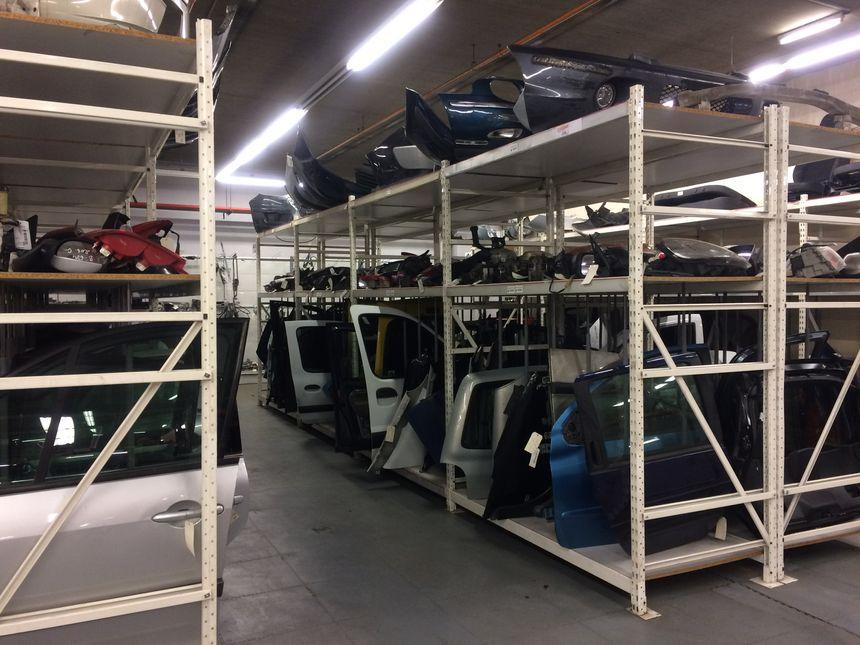 Automobile   les garagistes priés de se mettre aux pièces détachées ... 7987b9c023e5