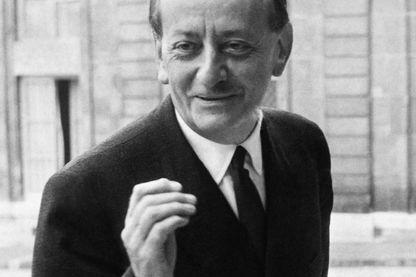 André Malraux dans les années 1950