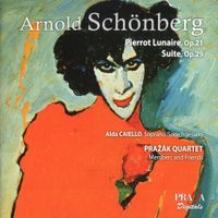 Pierrot lunaire op 21 : Mondestrunken - pour soprano et ensemble instrumental