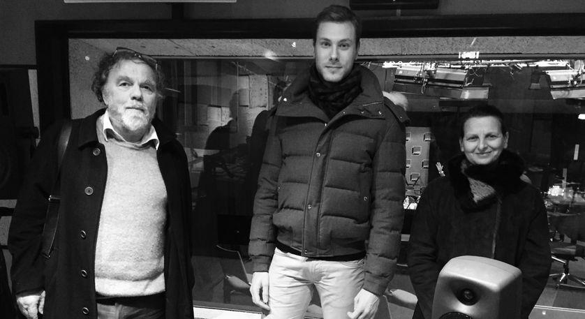 Jean-Raphaël Chaponnière, Antoine Bondaz, Valérie Niquet, au studio 108 à France Culture