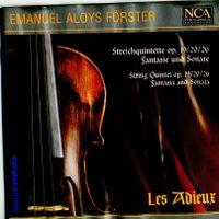 Fantaisie et sonate en ré min op 25 : Menuetto in canone - Trio - arrangement pour 2 violons 2 altos et violoncelle