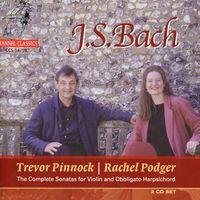 SONATE EN UT MIN BWV 1017 POUR VIOLON ET CLAVECIN : LARGO