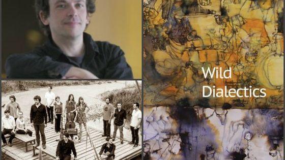 Frédéric Pattar, l'ensemble C Barré et le livre Wild Dialectics de Lisa Samuels