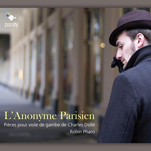 Robin Pharo : L'Anonyme Parisien (DR)