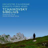 Tchaikovsky, Sibelius par l'Orchestre D'Auvergne