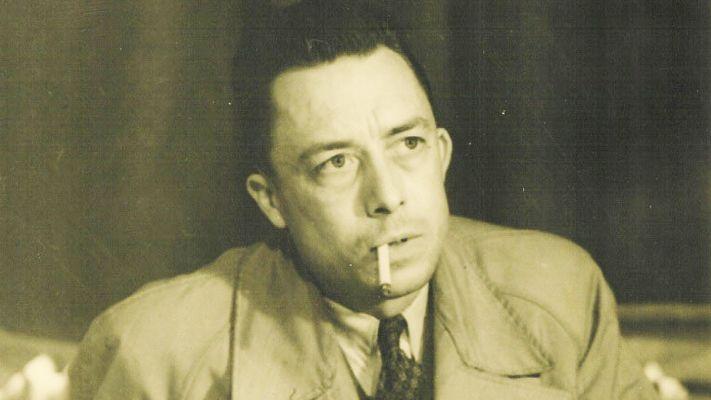 Albert Camus par Robert Edwards (1957)