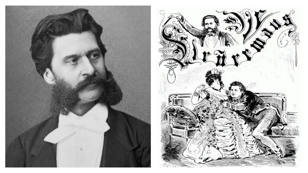 Johann Strauss à Vienne en 1874 (5/5) Les années 73 et 74