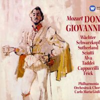 Don Giovanni K 527 : Deh vieni alla finestra (Acte II Sc 1) Air de Don Giovanni