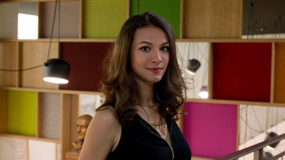 Catherine Trottmann est nommée pour les Révélations aux Victoires de la Musique Classique