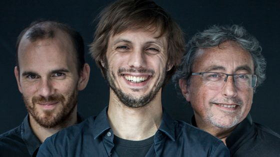 Sylvain Romano, Adrien Chicot, Jean-Pierre Arnaud