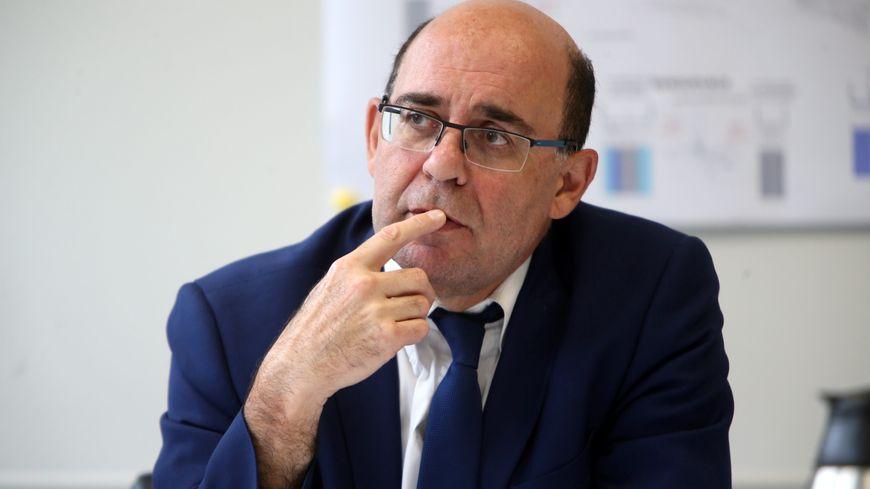 Michel Liebgott, député-maire PS de Fameck.