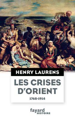 H. Laurens, Les Crises d'Orient 1768-1914, Le massacre de Chios, 1822, par Christian Delacroix © Louvre, Paris, France / Bridgeman Images