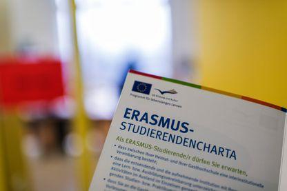 Formulaire Erasmus