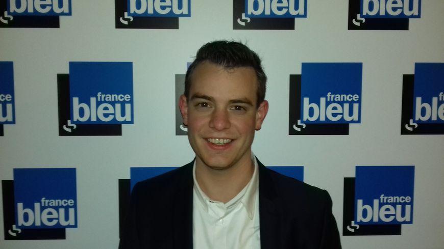 Rémy Dick, maire de Florange depuis décembre 2016.