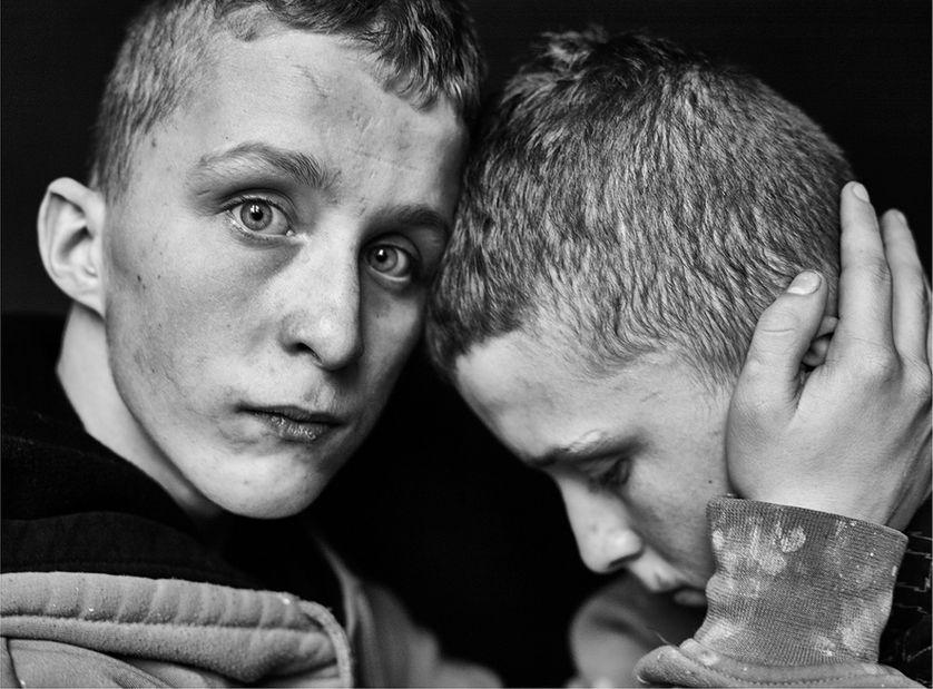 Andrzej and Adrian, Studzieniec 2016