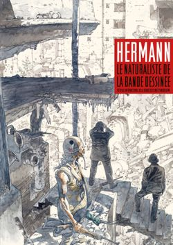 Hermann, le naturaliste de la bande dessinée // Catalogue de l'exposition au Festival International de la bande dessinée d'Angoulême