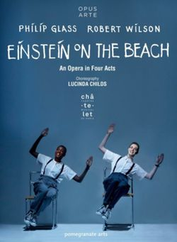 Enistein on the beach