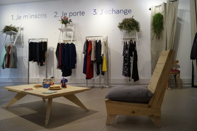 "La boutique ""Tale Me"" à Paris"